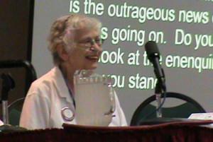 Gloria at Regional 2011